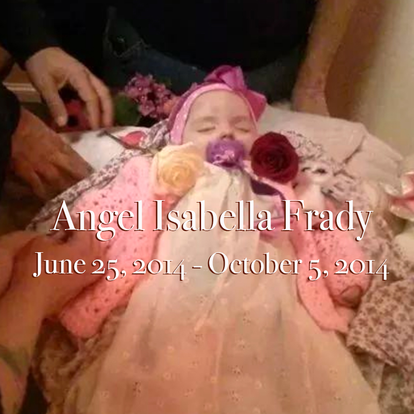 Angel Isabella's Story