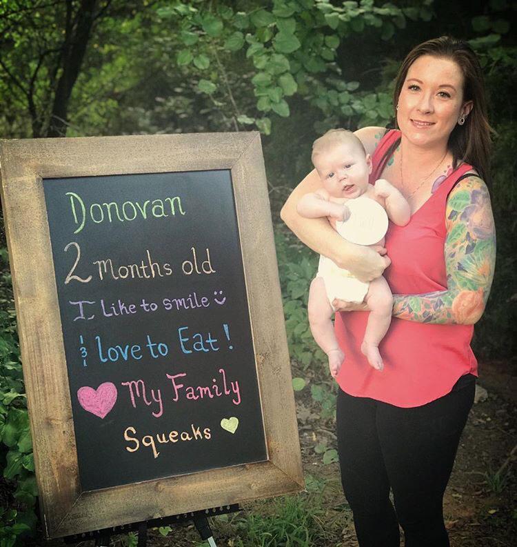 Baby Donovan's Story