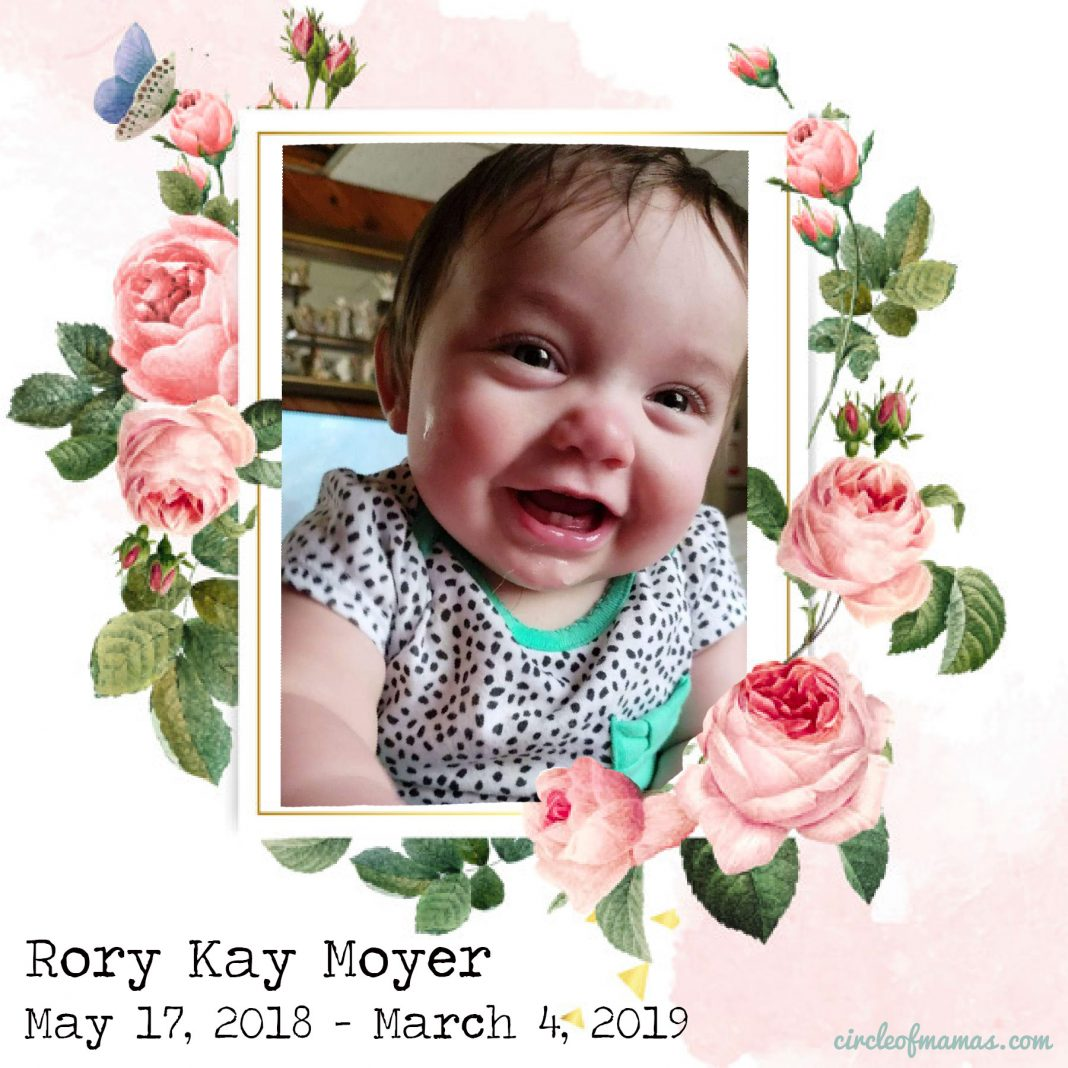 Sudden Death 5 Days After Shots: Rory's Story