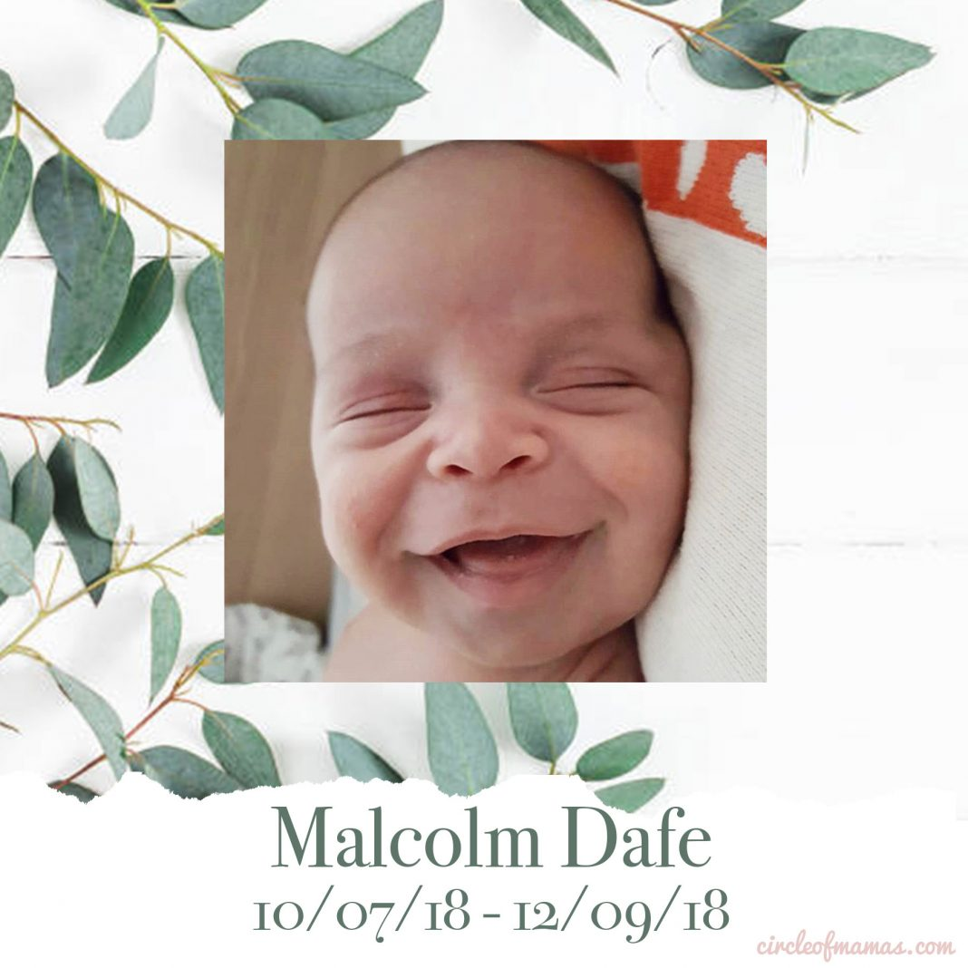 Malcolm's Story: Sudden Death 7 Hours After First Immunizations