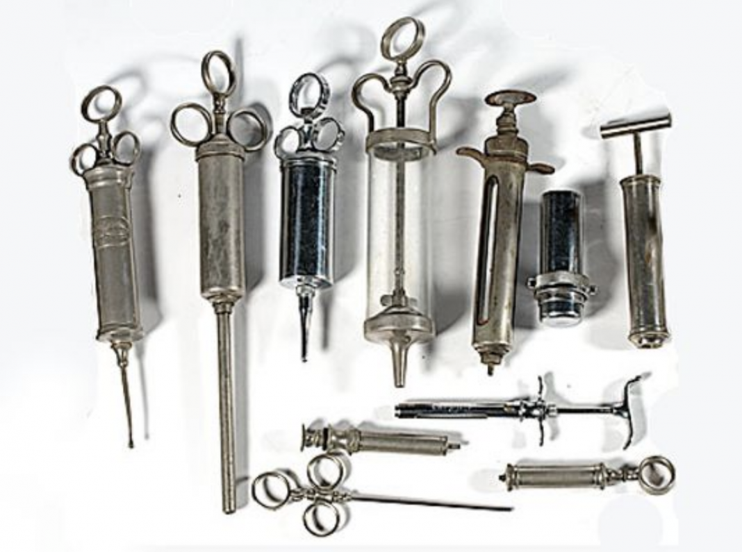 Injecting Poisons: A History of the Syringe