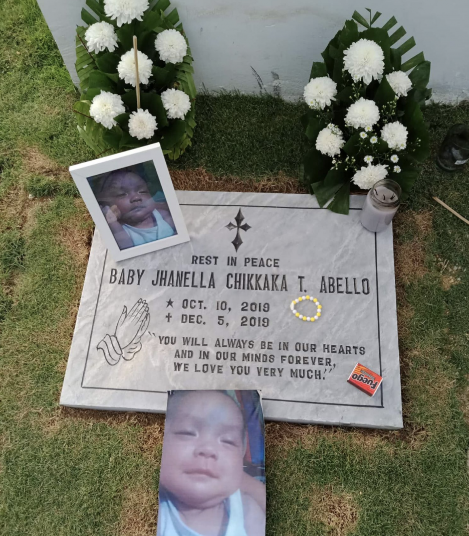 Baby Jhanella Dies Hours After 2 Month Shots