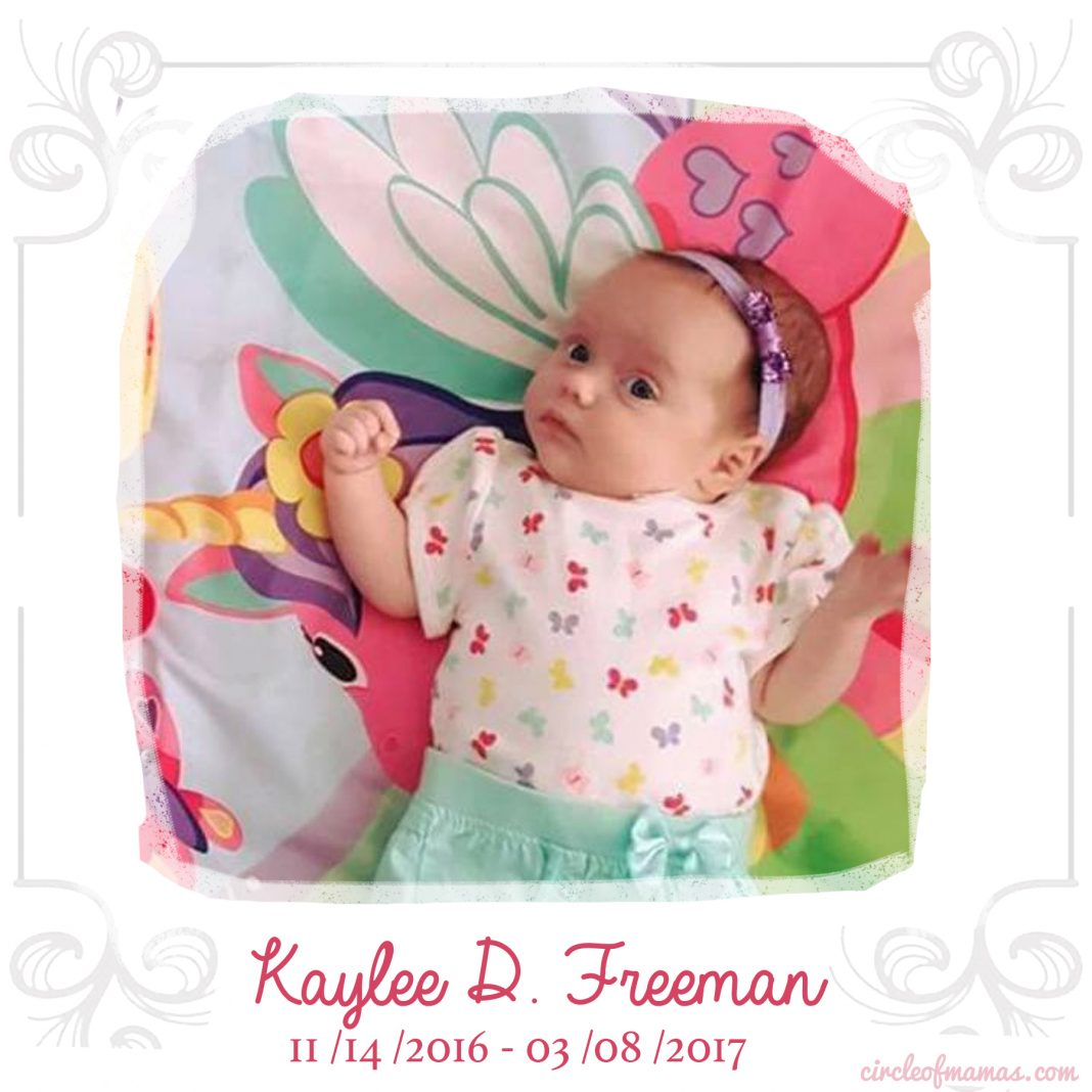 Sudden Death After 4 Month Vaccines: Kaylee's Story