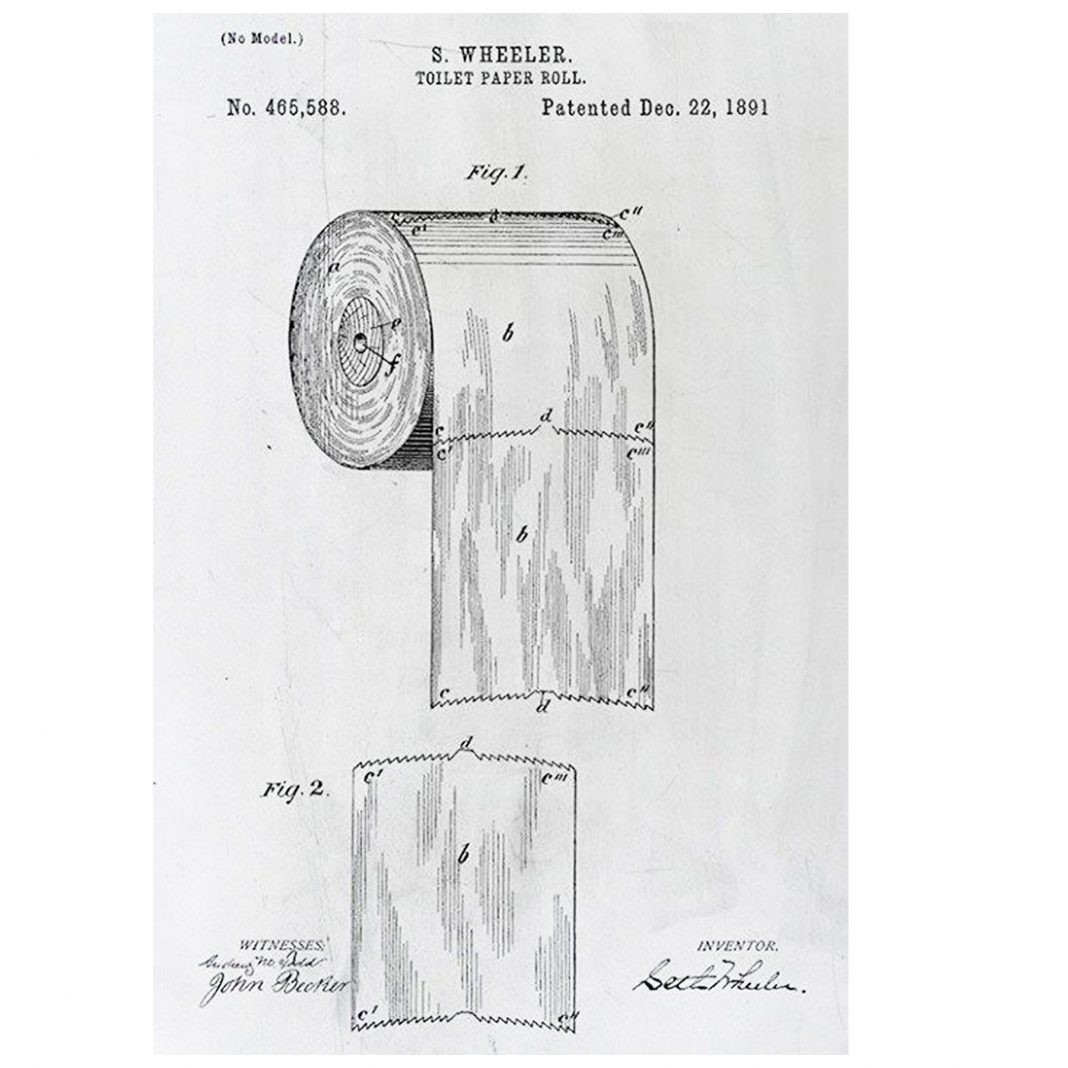 The Stinky History of the Toilet Paper
