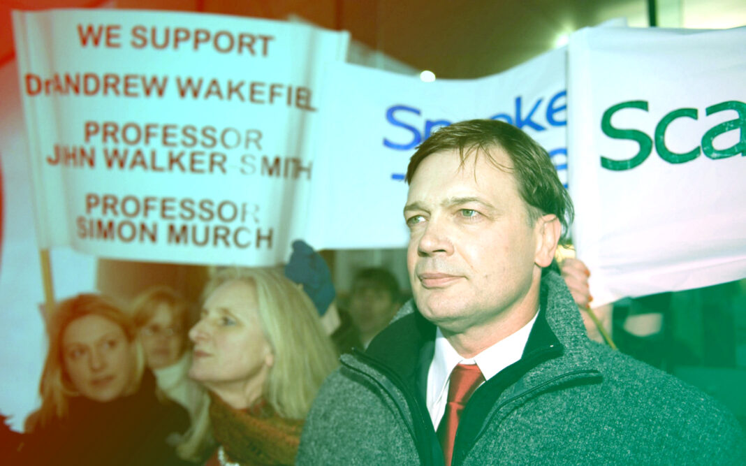 Why Was Andrew Wakefield's Lancet Paper Retracted?